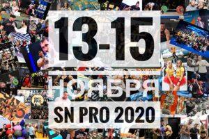 Ворвись В SN PRO 2020! 13-15 Ноября 2020 Пресс-релиз