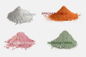 Глина в косметологии: белая, зеленая, красная, розовая, бентонитовая/ Космотрейд