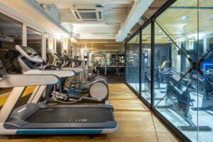 Лаборатория фитнеса «КАПСУЛА»