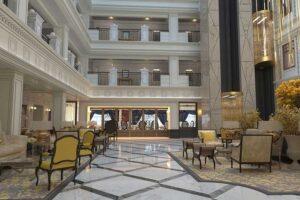 Гостиница Tsar Palace Luxury Hotel & SPA