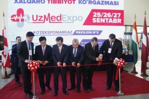 19-21 Октября 2021 XIII Международная МедицинскаяВыставка «UzMedExpo-2021»