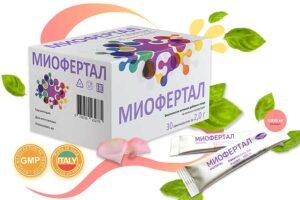 МИОФЕРТАЛ®: два важнейших витамина в оптимальной форме