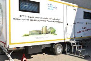 31 Марта 2021 Проект Диамобиль в Калужской области