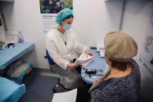 Сахарный диабет под контролем: диамобиль в Калужской области