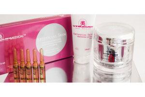 Косметическая процедура с антивозрастным действием Artificial Skin