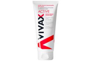 Разогревающий крем VIVAX Active с пептидами
